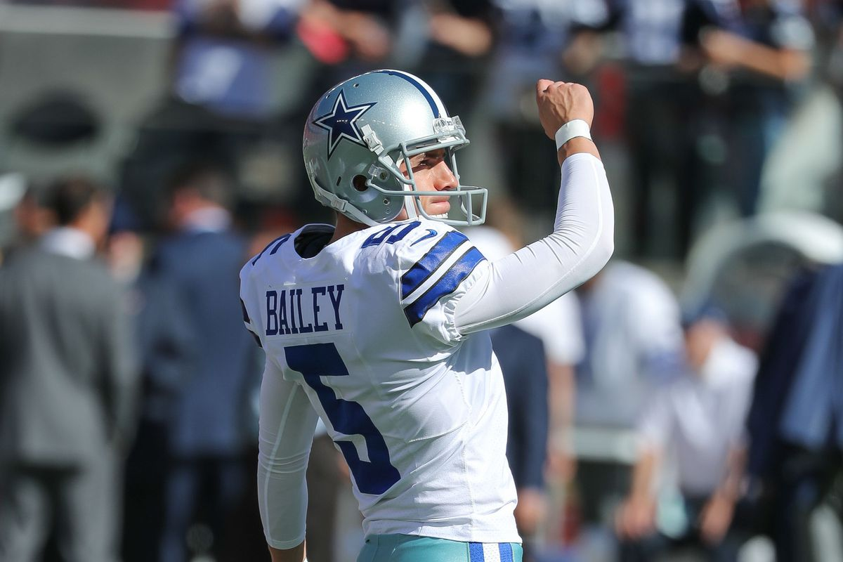 52aef16f2 The Vikings were apparently the right team for Dan Bailey - Daily ...