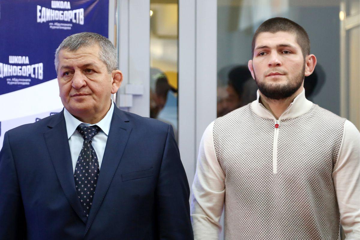 Abdulmanap Nurmagomedov Martial Arts School opens in Makhachkala