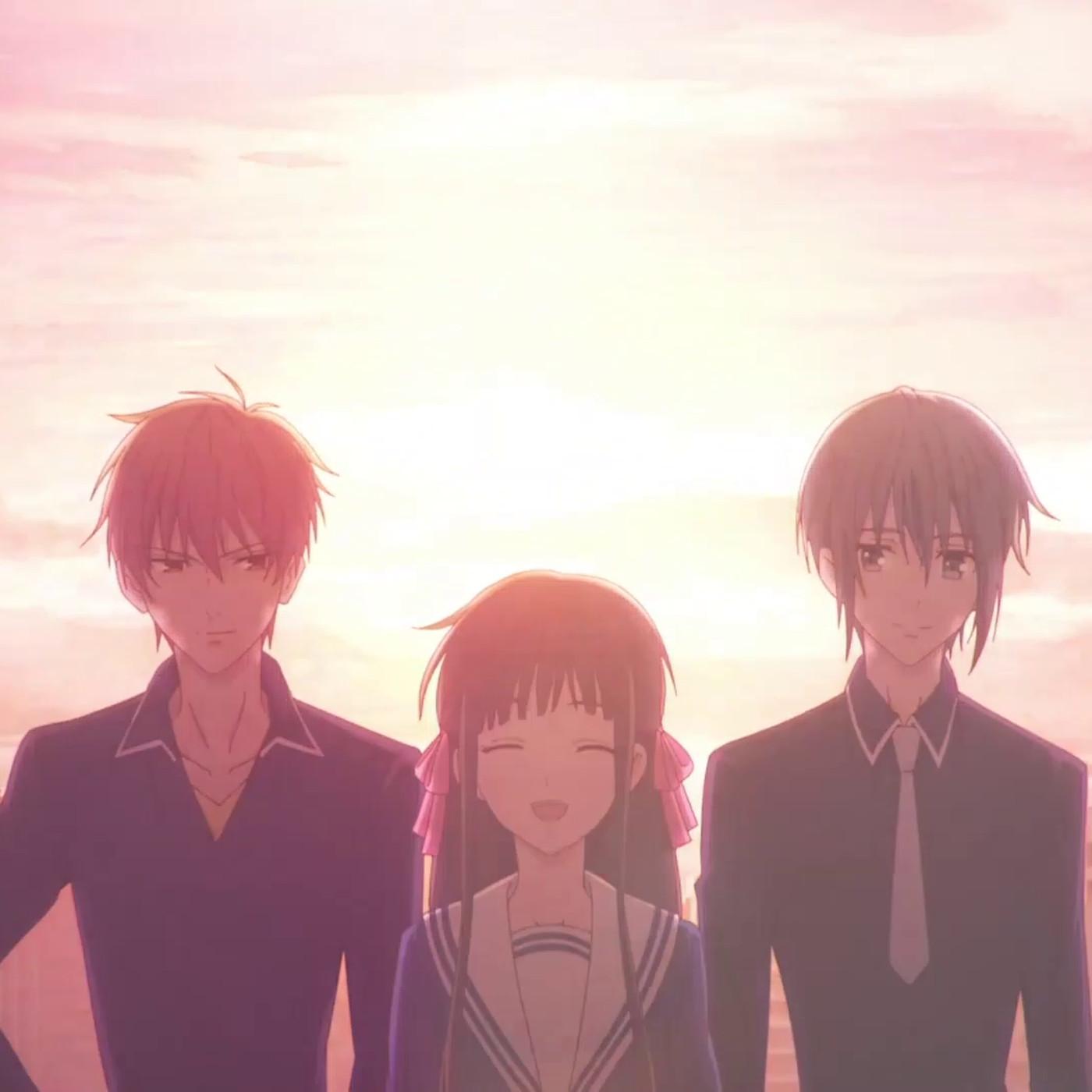 Fruits Basket: The Final Yuki, Kyo, & Tohru