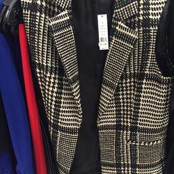 Theory sleeveless vest, $204.75