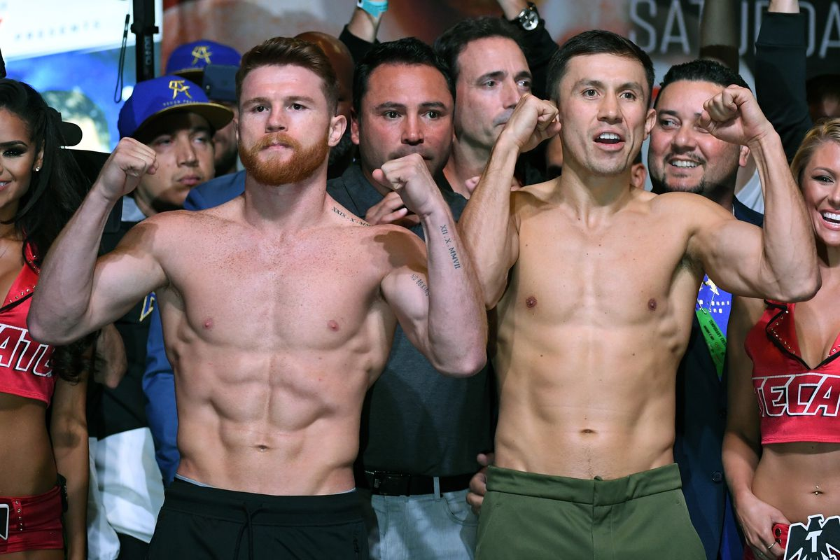 Alvarez-Golovkin fight generated 1.3 million pay-per-view buys
