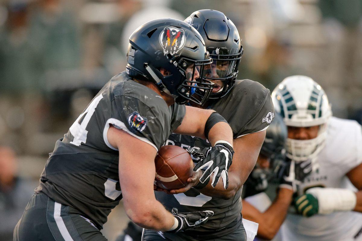 NCAA Football: Colorado State at Air Force