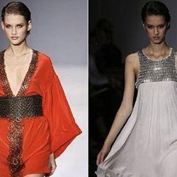 Amanda Wakeley's glitter and shine-Fall 2012