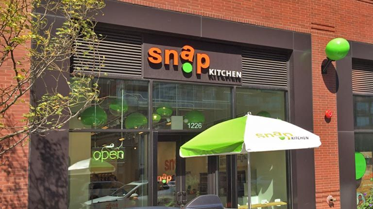 Snap Kitchen Old Town Chicago