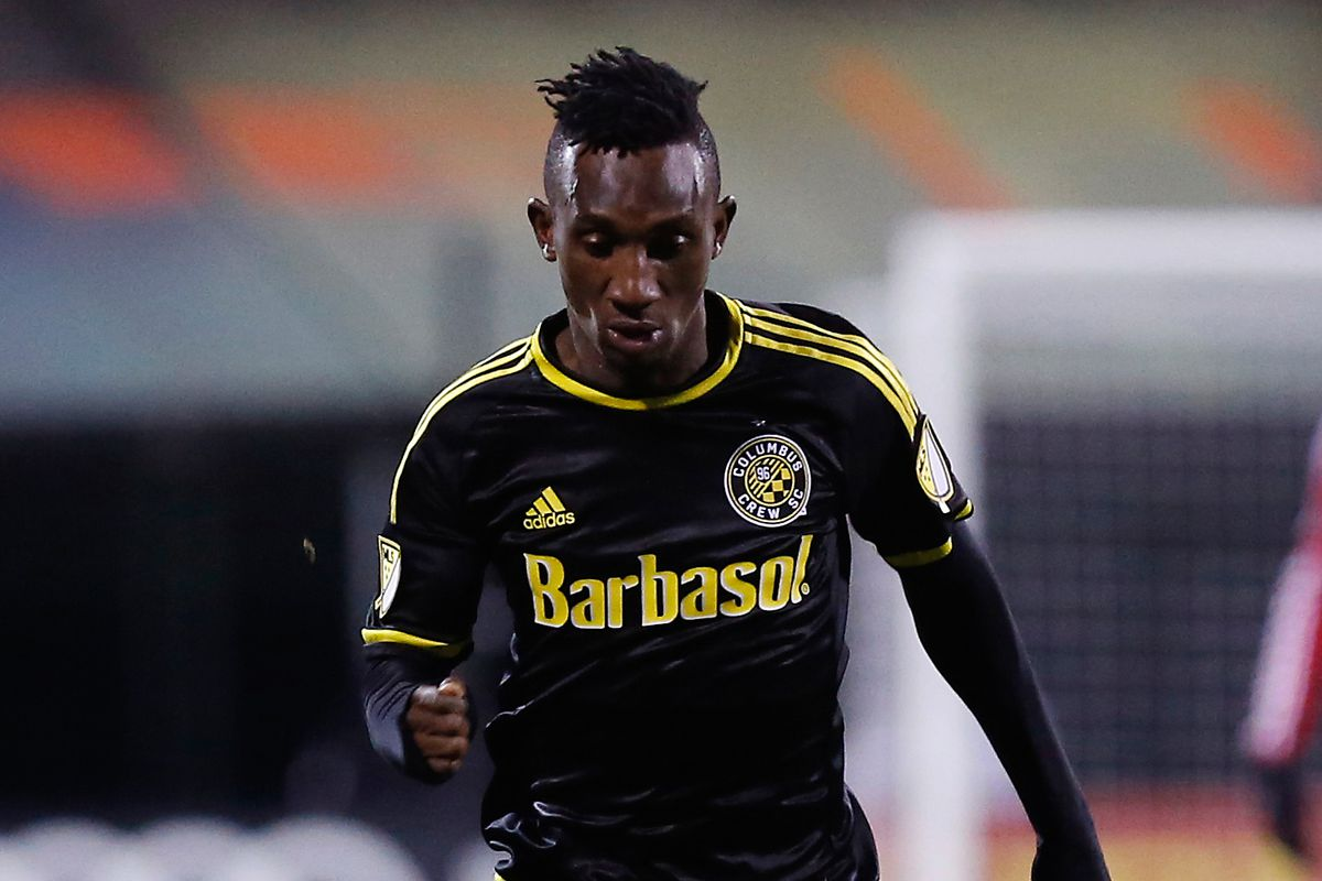 Columbus right back Harrison Afful will re-join the Ghana national team for African Cup of Nations qualifying next week.