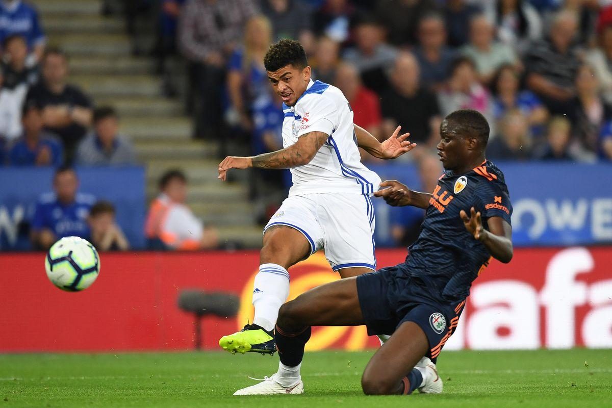 Leicester City v Valencia - Pre-Season Friendly