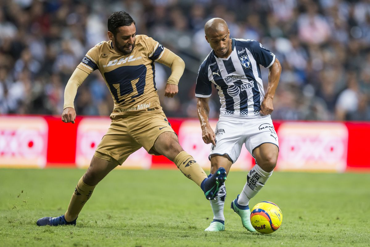 Monterrey v Pumas UNAM - Torneo Clausura 2018 liga MX