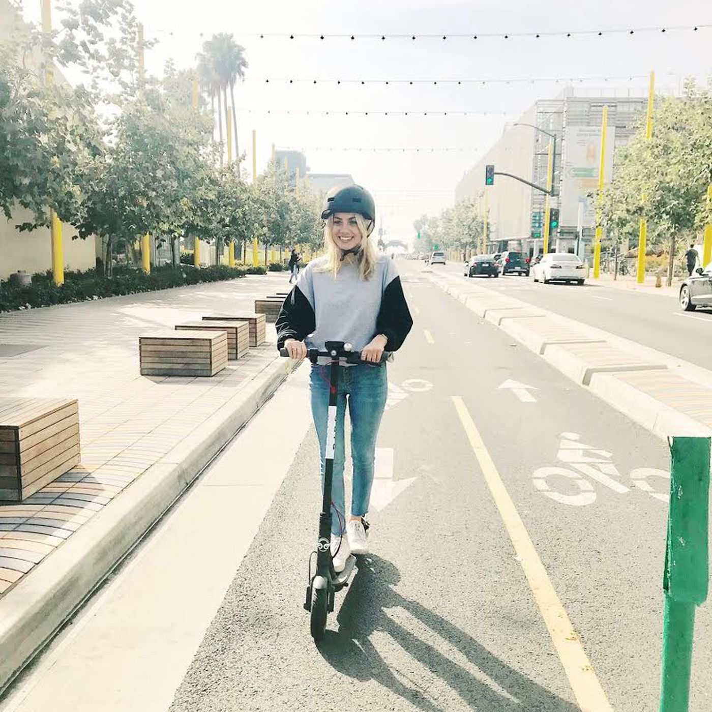 Bird electric scooters are taking over the Westside - Curbed LA