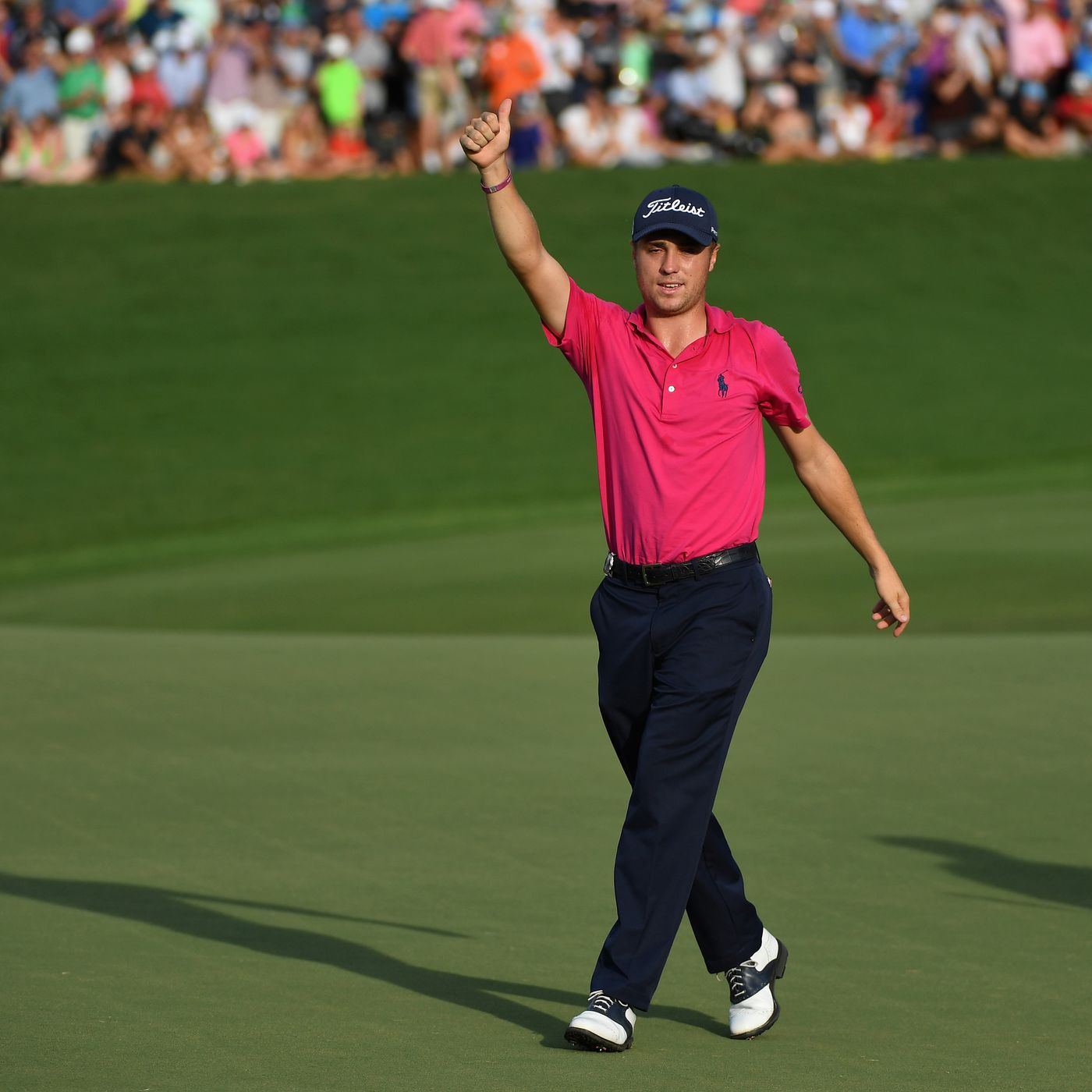 Pga Championship 2017 Justin Thomas Is Newest First Time Major Victor With Come From Behind Win At Quail Hollow Sbnation Com