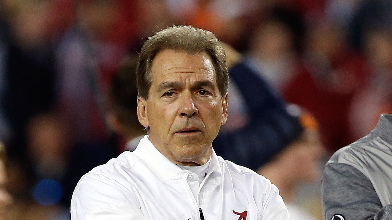 Nick Saban was born on October 31 1951 in Fairmont West Virginia USA as Nick Lou Saban He has been married to Terry Constable since December 18 1971