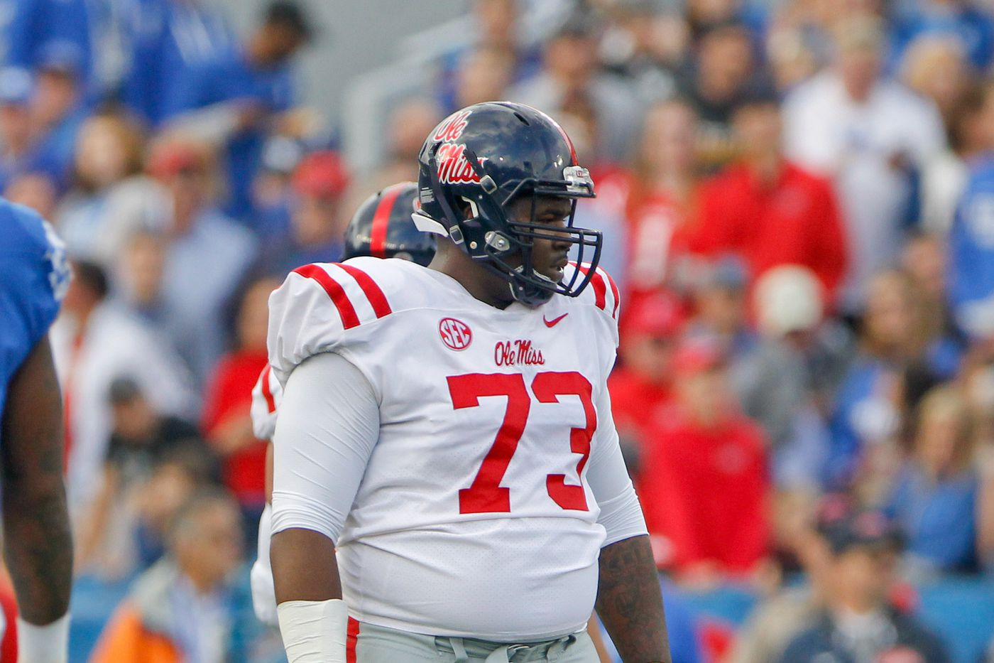 2018 NFL Draft Results: Bengals select Ole Miss OL Rod Taylor in ...