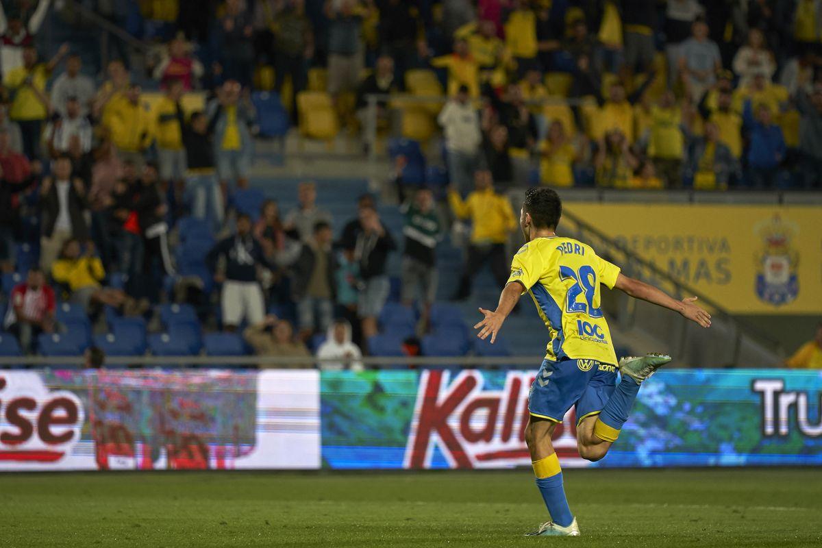 Las Palmas v Sporting - La Liga SmartBank