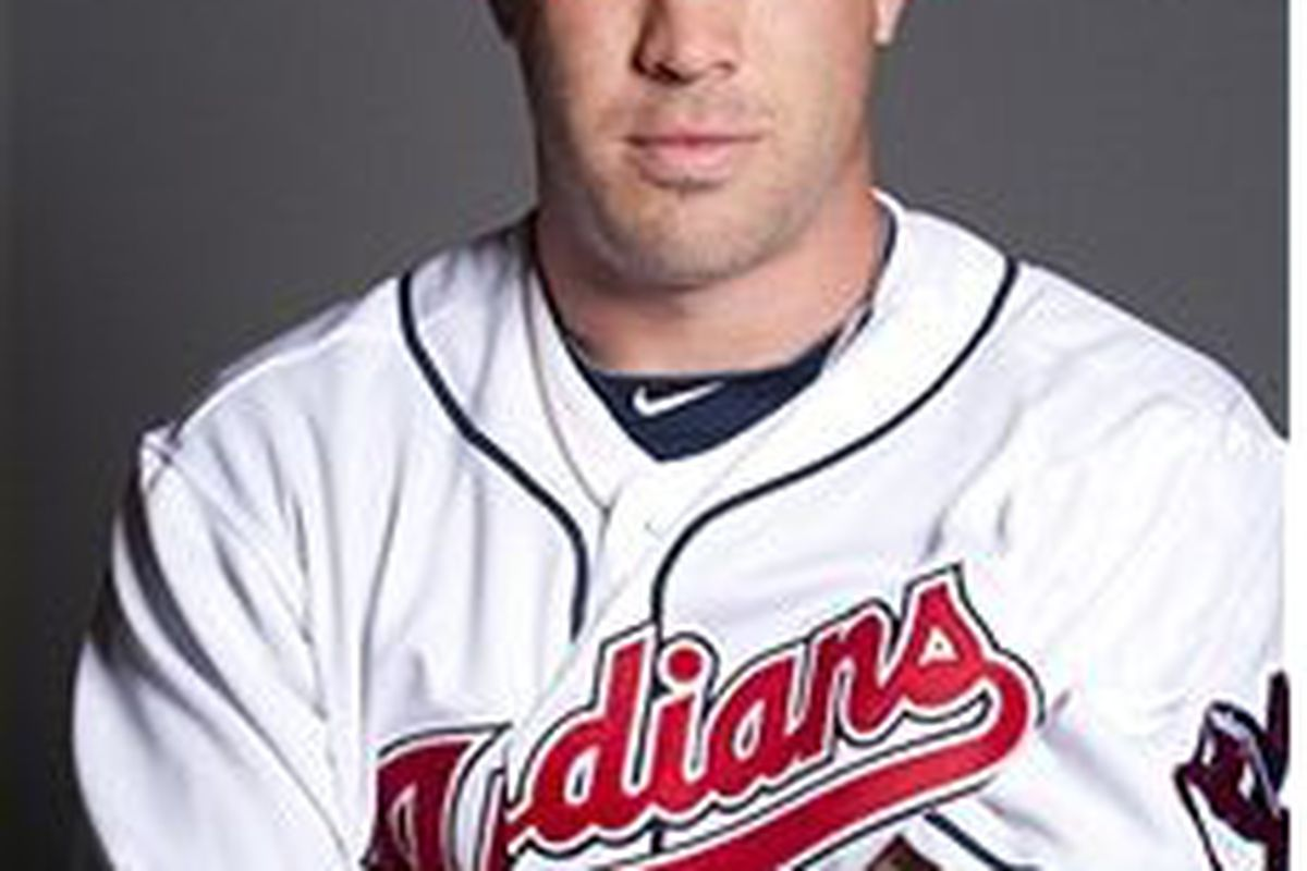 Cleveland Indians prospect Jason Kipnis, selected to the 2011 MLB All-Star Futures Game (Photo by Rob Tringali, Getty Images)