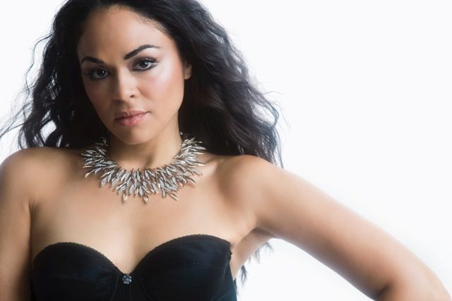 """Karen Olivo will play Angelique Schuyler, the fetching sister of Alexander Hamilton's wife, Eliza Schuyler, in the Chicago production of """"Hamilton."""" (Photo: Courtesy of the show)"""