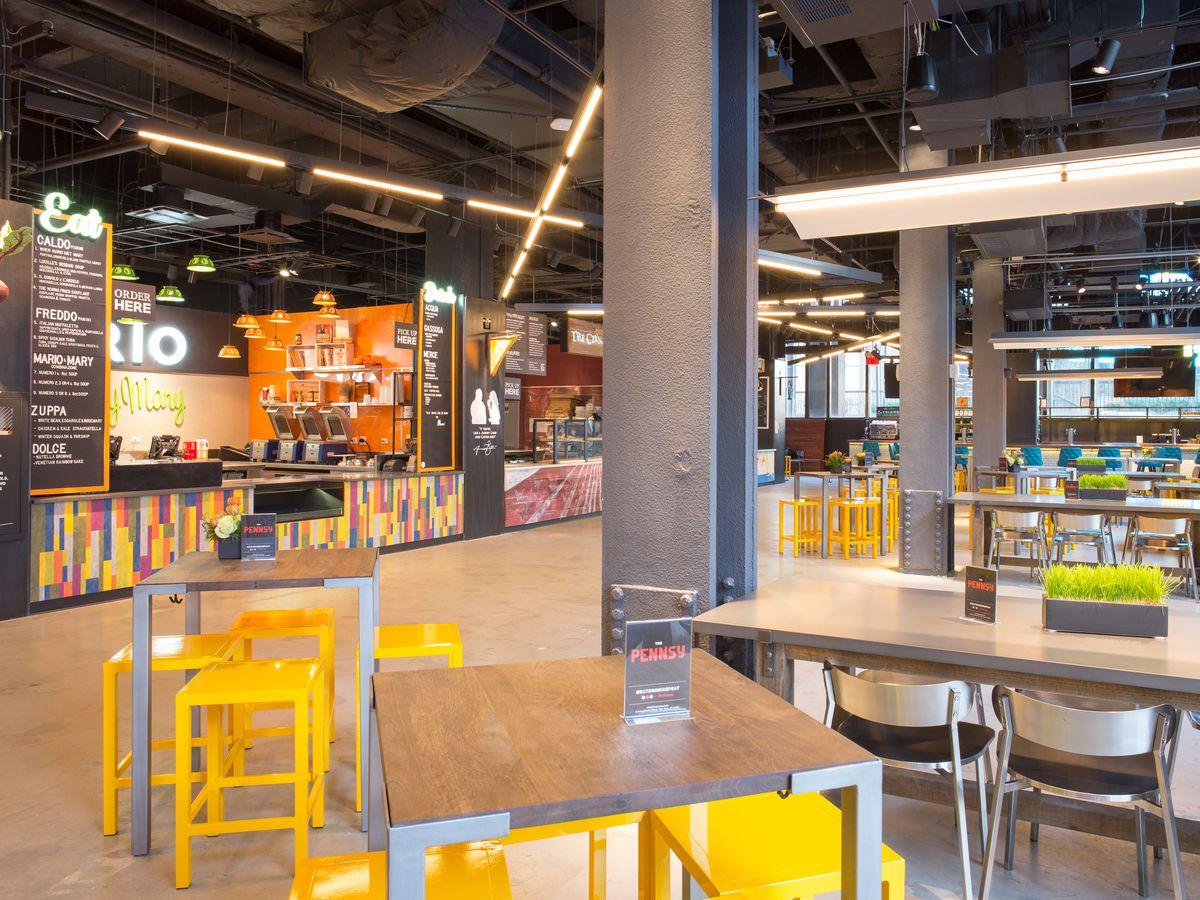 Restaurants And Bars Near Penn Station Eater Ny