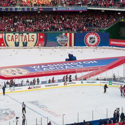 Capitals Win 2015 Winter Classic