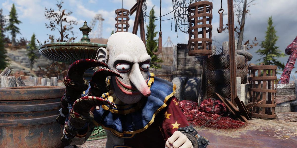 The bounty hunters of Fallout 76 will kill anyone you want