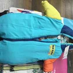 Children's apparel, $15
