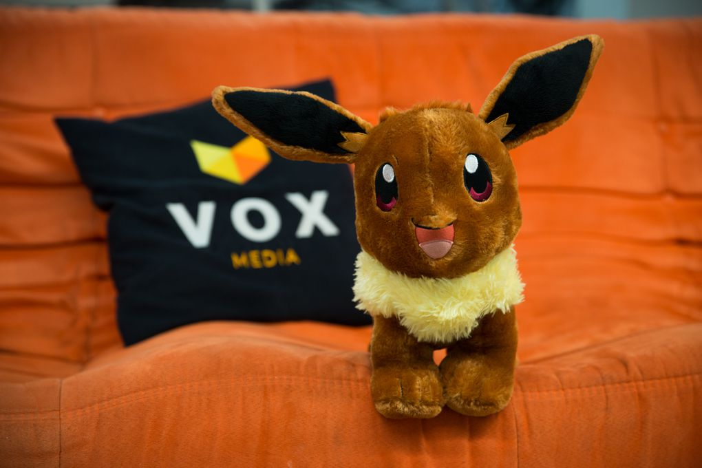 Build A Bear S Eevee Is One Fuzzy Addition To The Stuffed