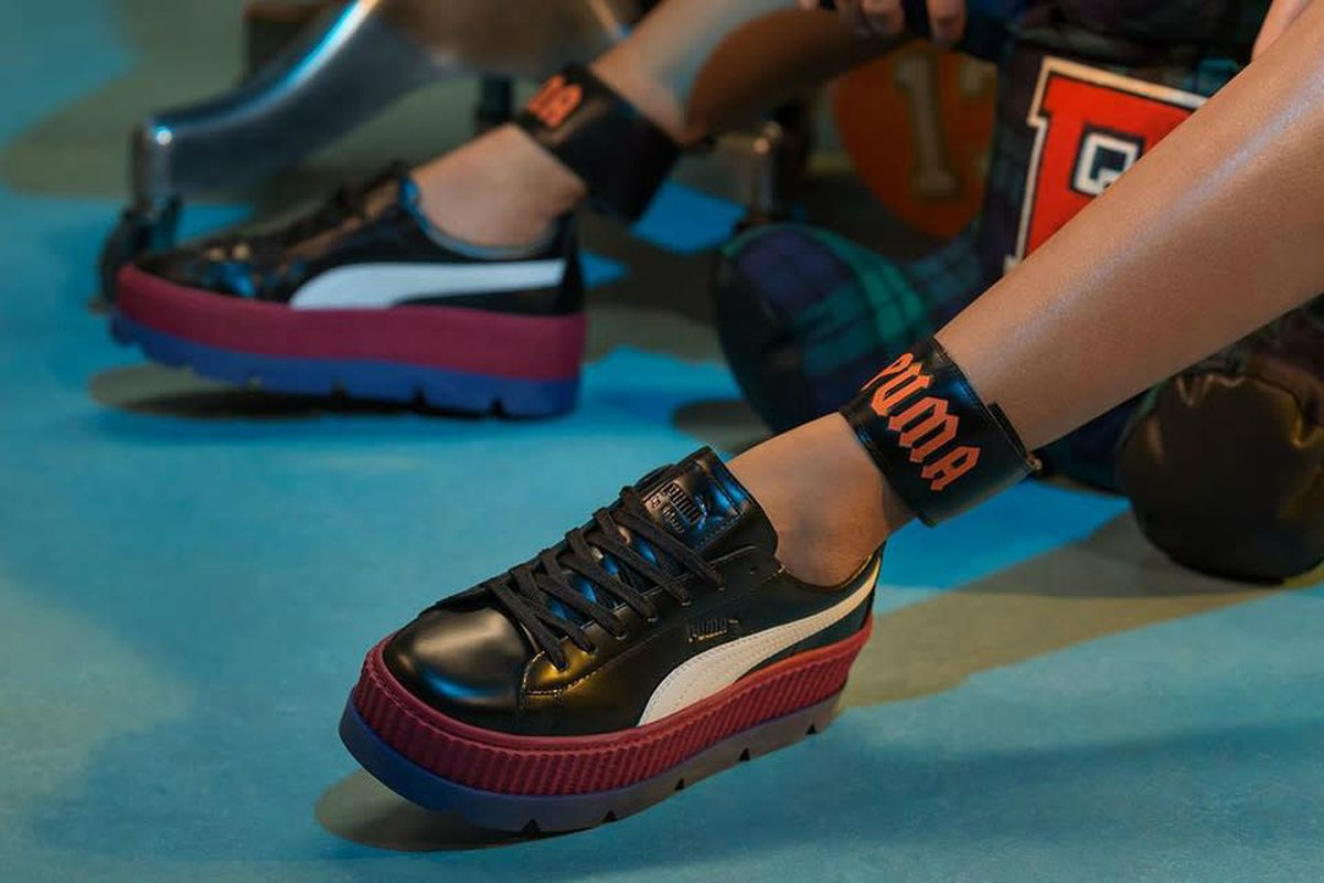sale retailer f0a0c 77d8c The new Fenty 'Creepers' are the only shoe you need right ...
