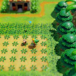 Link's Awakening Mabe Village Secret Seashell locations.