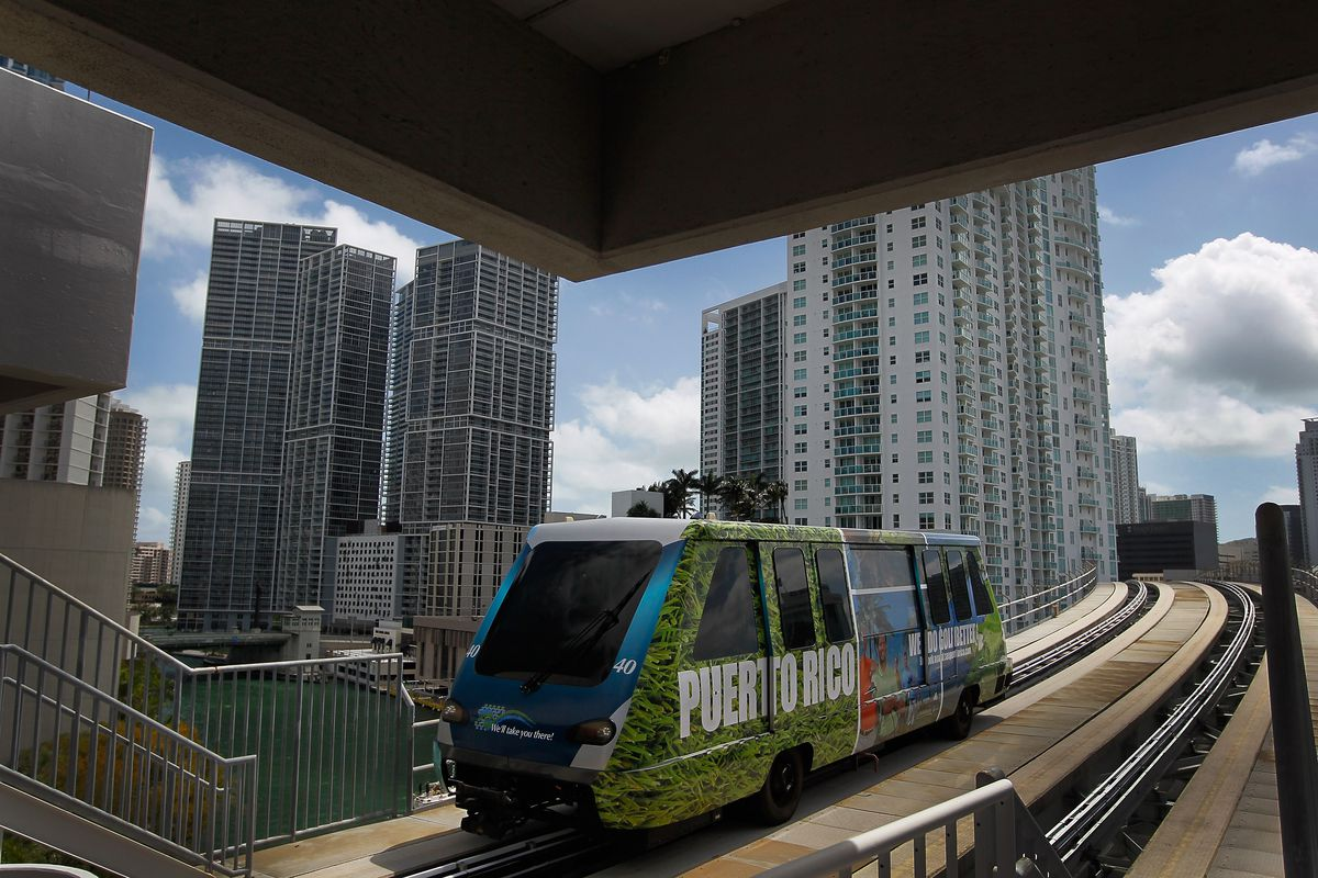 miami-dade plans metromover route to miami beach within
