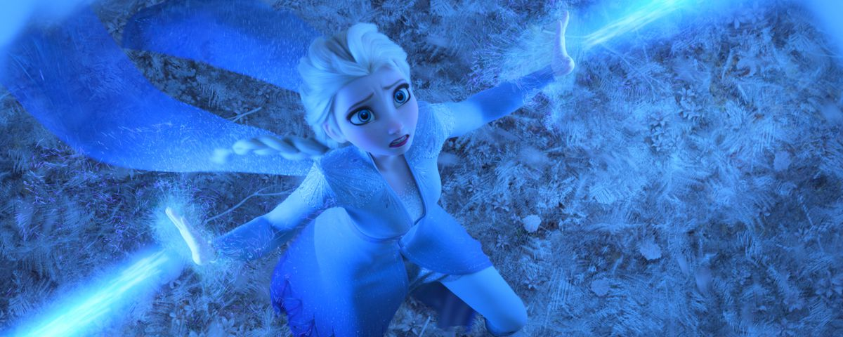 Image result for magical realm elsa
