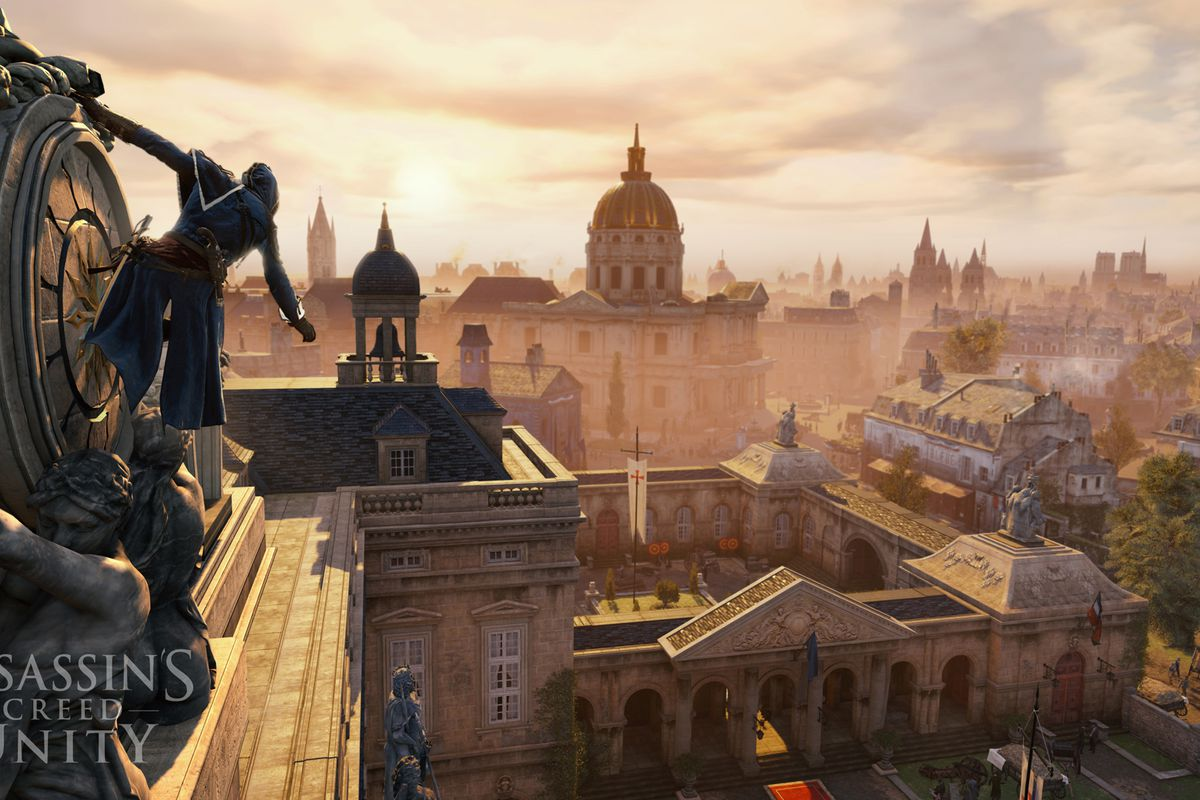 Report Assassin S Creed Unity To Run In 900p At 30 Fps On Ps4 And