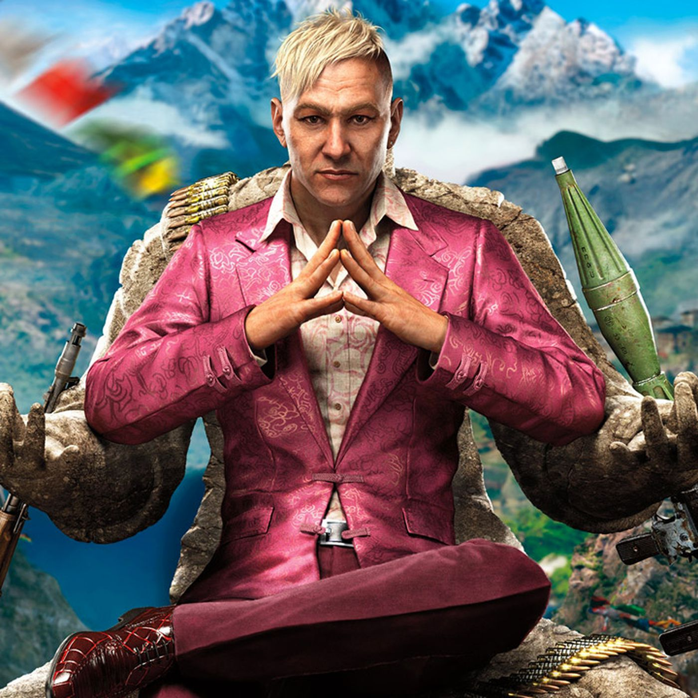 Have You Found Far Cry 4 S Second Alternate Ending Polygon
