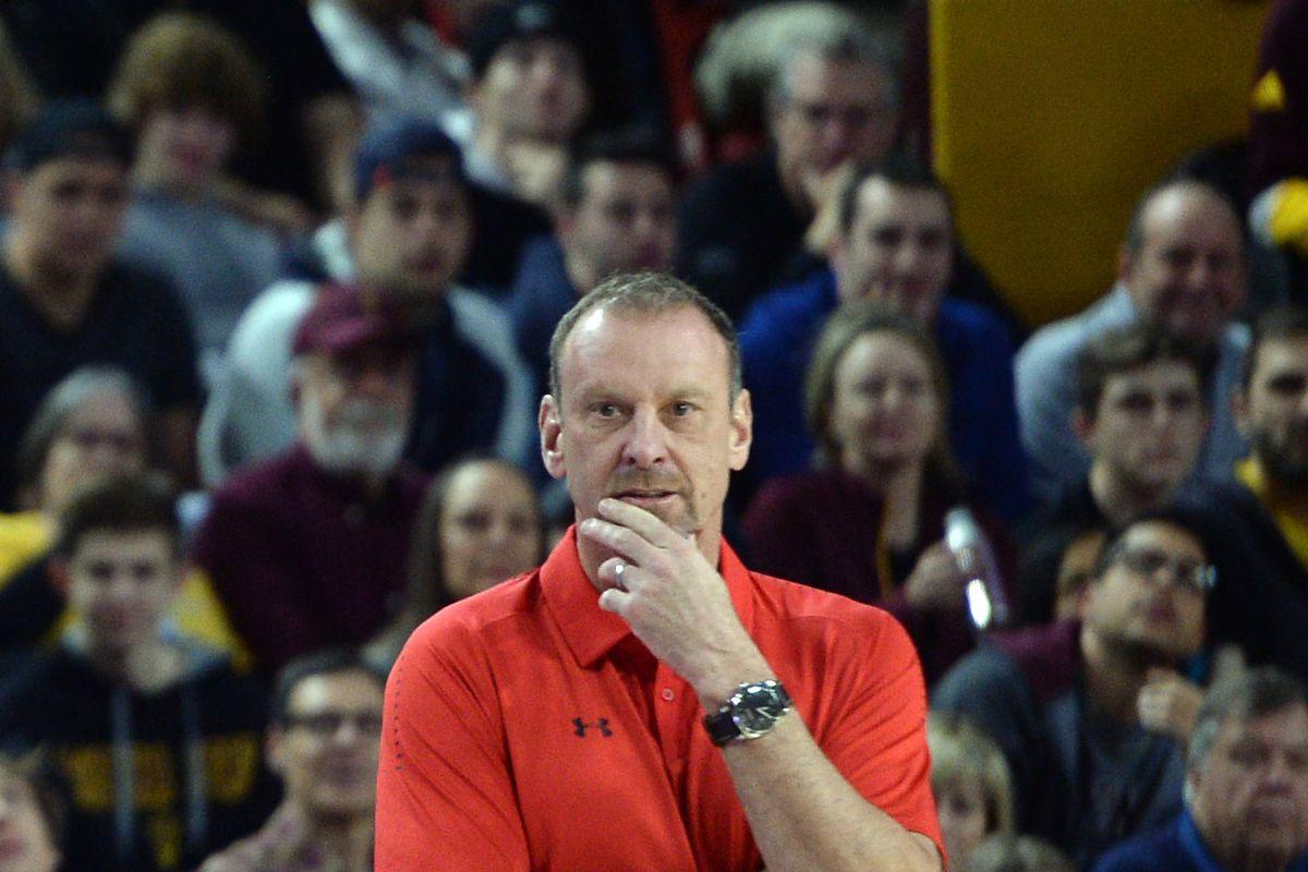 NCAA Basketball: Utah at Arizona State