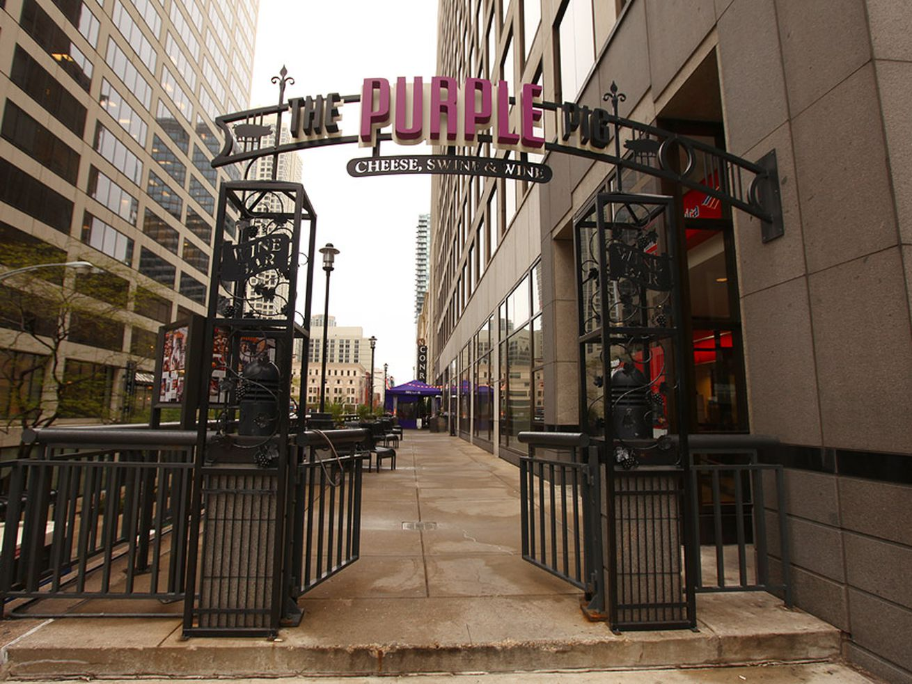 The Purple Pig's been open since 2009.