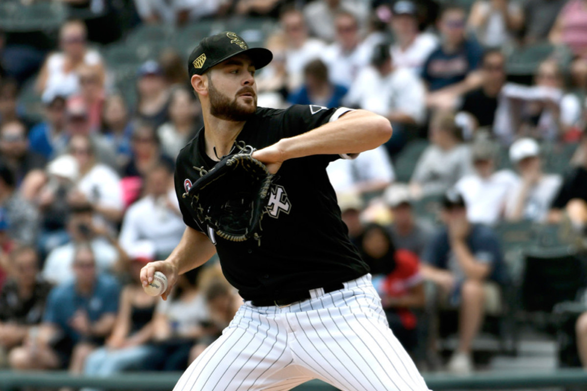 Lucas Giolito entered Saturday 3-0 with a 2.67 ERA over his last five starts.