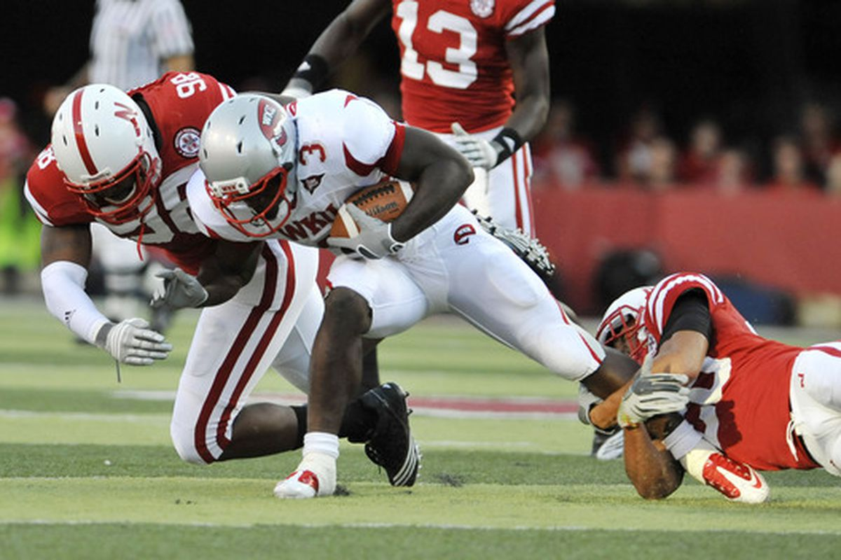 Bobby Rainey is key to the Western Kentucky offense.