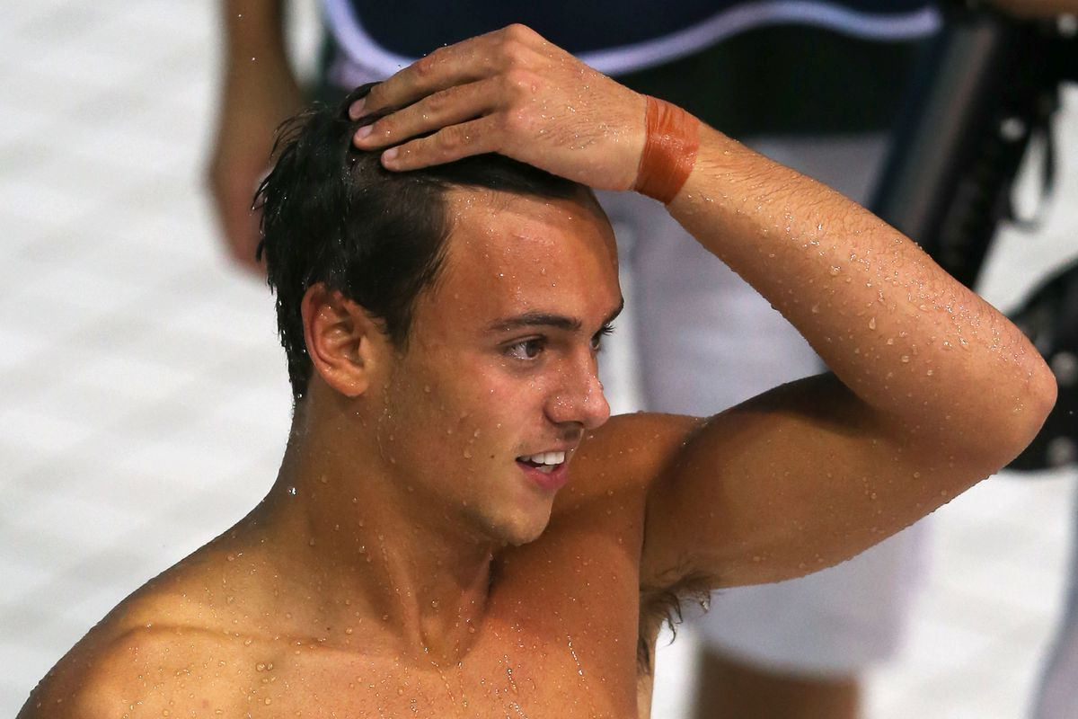 Tom daley homoseksuel porno