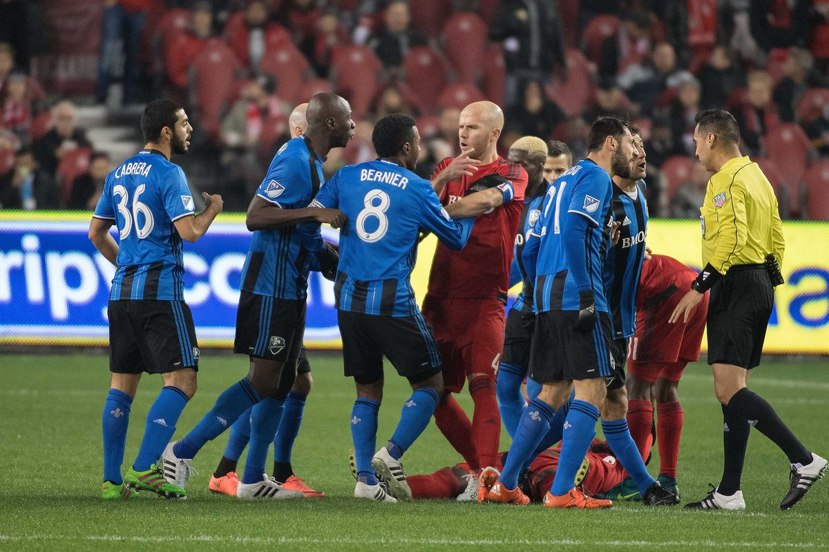 MLS: Eastern Conference Championship-Montreal Impact at Toronto FC