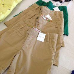Bermuda Shorts, $60