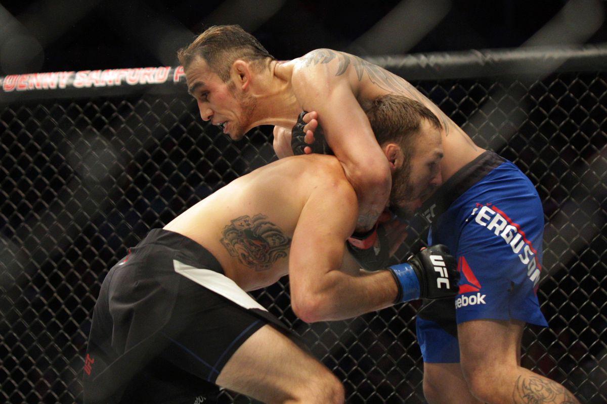 MMA: UFC Fight Night - Ferguson vs Vannata
