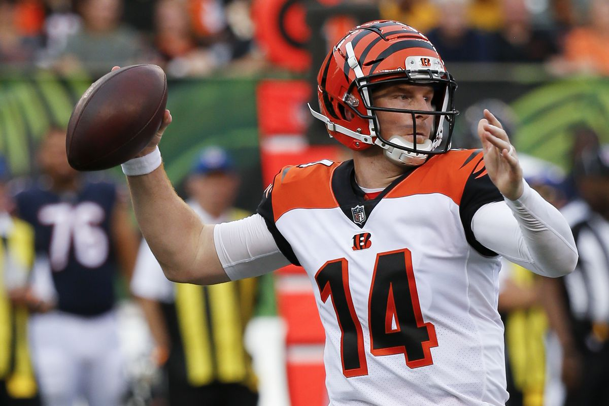 The Bengals have officially parted ways with quarterback Andy Dalton.