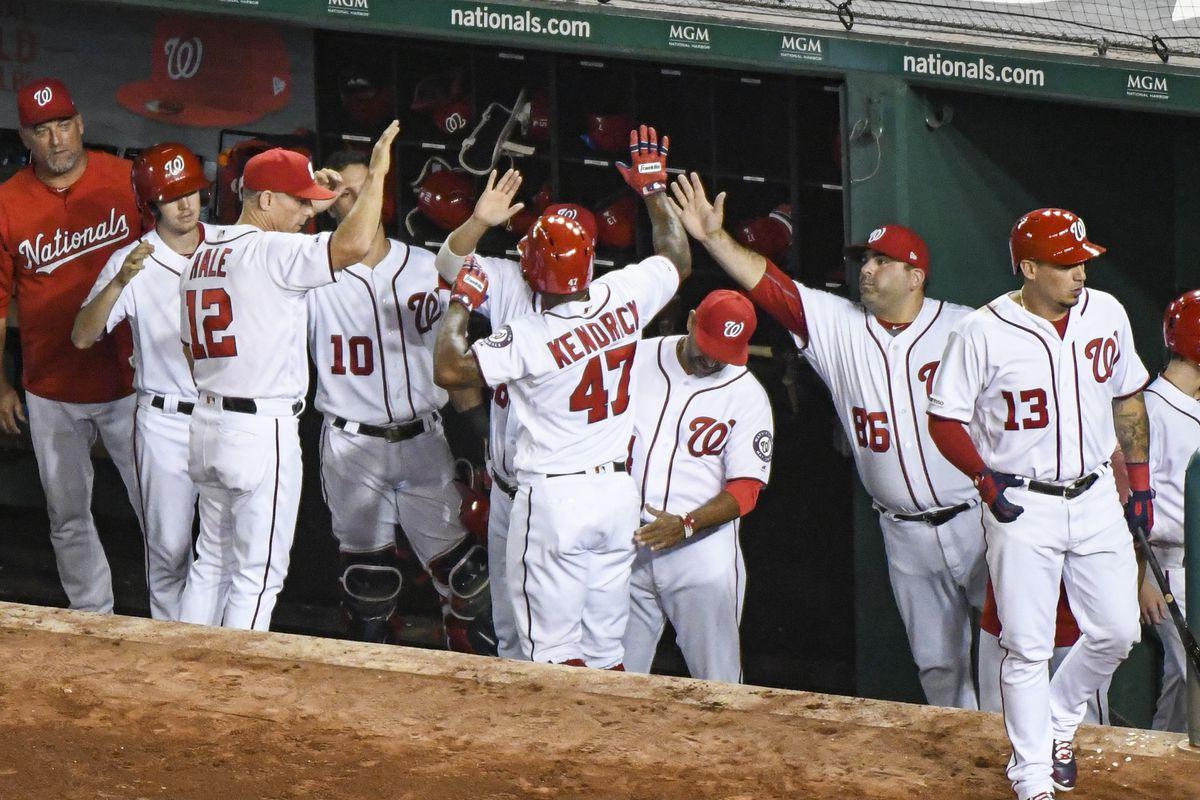MLB: SEP 25 Phillies at Nationals