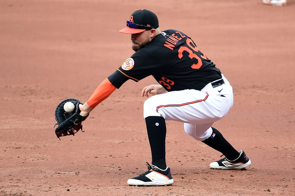 MLB: Game One-New York Yankees at Baltimore Orioles