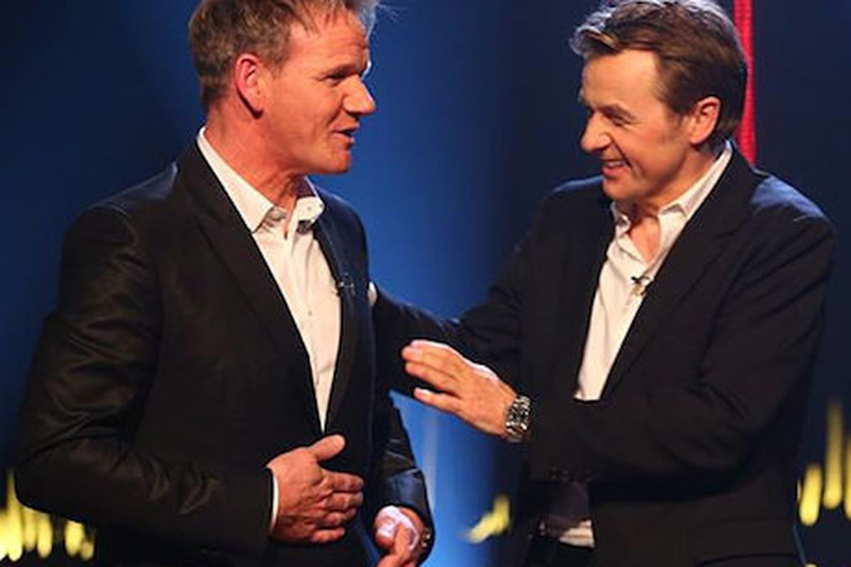 gordon ramsay claims he cried when he lost two michelin stars eater