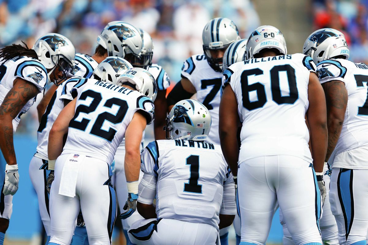 will the carolina panthers a top 5 scoring offense in