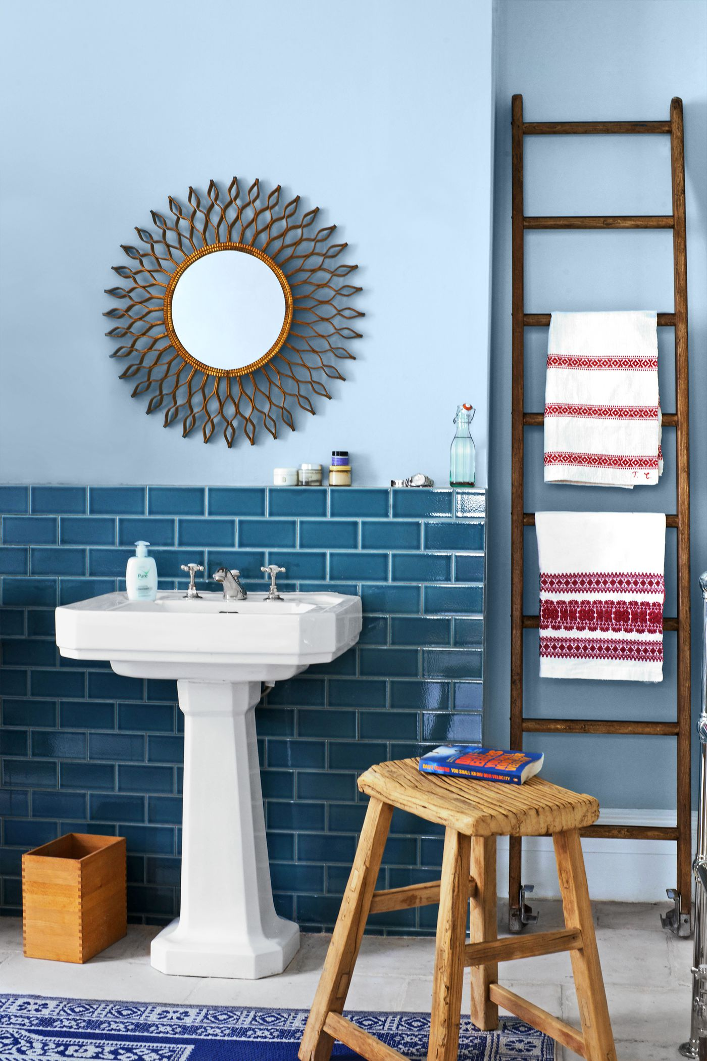 Subway Tile Kitchen Bathroom This Old House