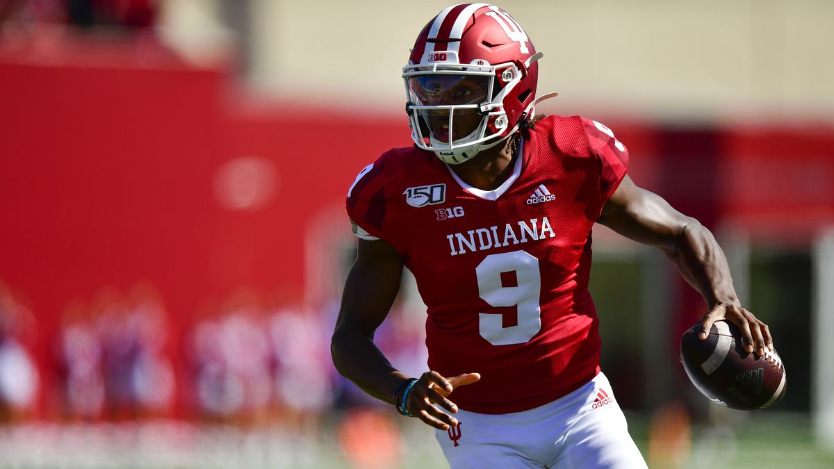 NCAA Football: Eastern Illinois at Indiana