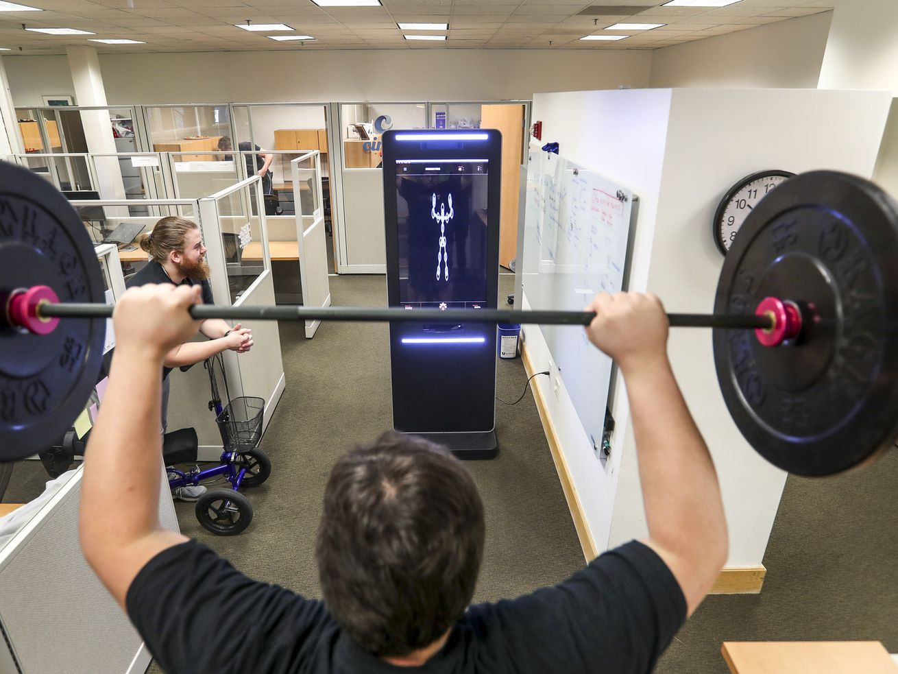 The screen's the thing: Peloton model driving the new world of fitness