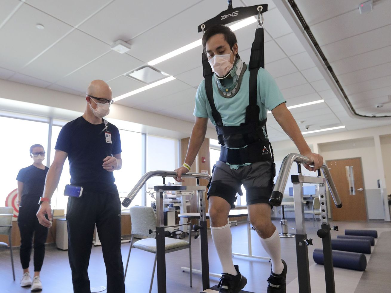 Unique rehabilitation hospital offers patients their best chance at getting their lives back