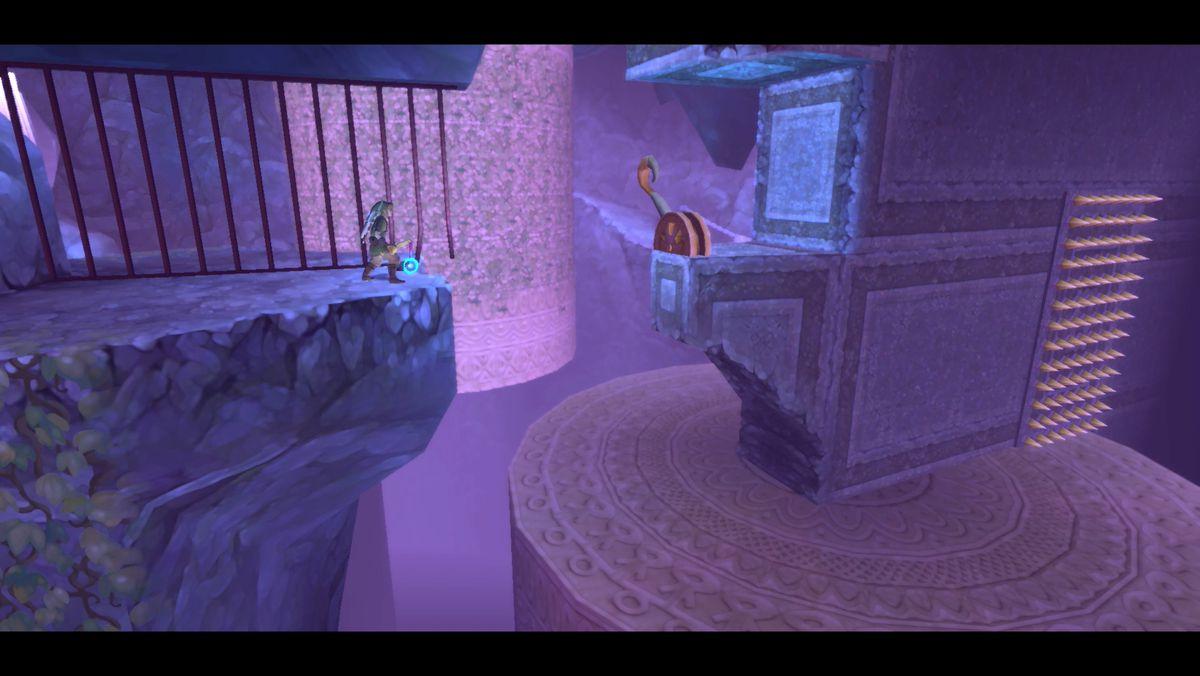 Ancient Cistern walkthrough – Zelda: Skyward Sword HD guide