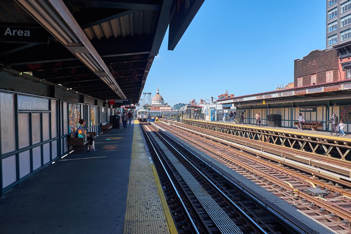 Brooklyn Street Subway Map.J M Z Subway Stations In Brooklyn Get Accelerated Repairs To Prep