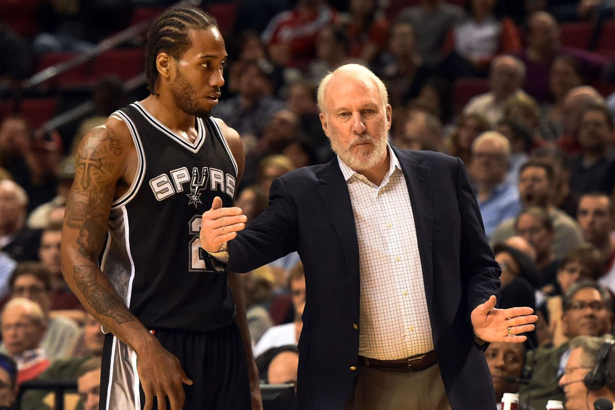 """""""See, Kawhi, the supply curve follows demand, but it influences it also. If we buy bad merchandise, they'll keep making it."""""""