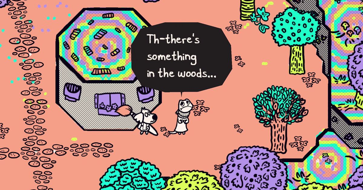 Finji's next game is Chicory: A Colorful Tale - Polygon